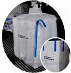 Buy cheap fully belted PP loop ton bag,PP Woven Bulk jumbo Bag used, pp jumbo bags supplier, PP BIG WHITE USED scrap, bagease, pak from wholesalers