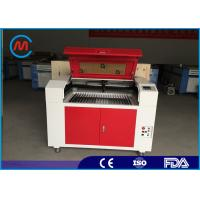 Buy cheap Homemade CNC Co2 Portable Laser Cutting Machine For Wood High Efficiency from wholesalers