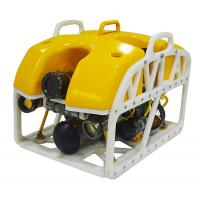 Buy cheap HV-ROV003 Remote Underwater Vehicle 500G DVR 15inch high light LCD 700tvl HD camera floating body material from wholesalers