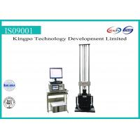 Buy cheap HSKT10 Mechanical Shock Test Equipment Easy Operate 560×670×2390mm from wholesalers