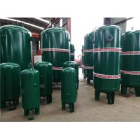 Buy cheap Multi Purpose Portable Vacuum Receiver Tank , Vacuum Compressed Air Accumulator Tank from wholesalers