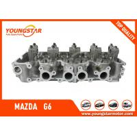 Buy cheap Engine Cylinder Head For MAZDA G6 G60110100B ; MAZDA MPV Van Pickup G6 2.6L from wholesalers