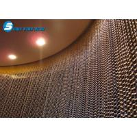 Buy cheap China Fashionable decorative folding screens/decorative steel rope mesh/stainless steel wire rope from wholesalers