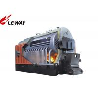 Buy cheap Fuel Biomass Steam Boiler Automatic Operation Control For Central Heating from wholesalers