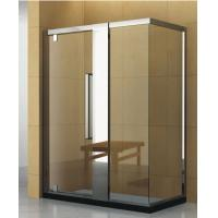 Buy cheap bathroom, shower enclosure shower glass,shower door HS-08 from wholesalers