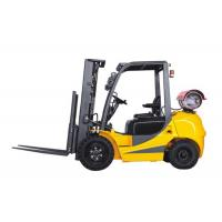 Buy cheap Seat Type Industrial Forklift Truck , Various Engine Compact Forklift Trucks product