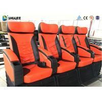 Buy cheap Motion Chair With Horrible / Adventure Movie 4D Cinema Equipment Unique Design product