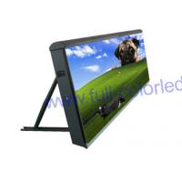 Buy cheap Intelligent Advertising Full Color LED Display Digital Media Sign Screen With Single Pole from wholesalers