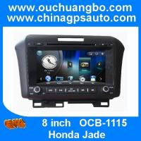 Buy cheap Ouchuangbo car DVD gps stereo navi radioHonda Jade support SD MP4 Russian menu from wholesalers