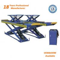 Buy cheap Sinomake SM-830 High Quality Color Car Lift Scissor Lift With CE certificate from wholesalers