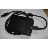 Buy cheap ISO14443A Programming RFID UHF Reader Desktop 13.56MHz HF 110 × 80 × 26 MM from wholesalers