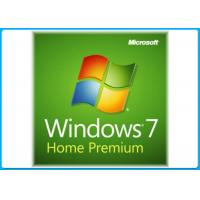 Buy cheap Microsoft Windows 7 Home Premium Microsoft Windows Softwares OEM DVD/ WIN7 HOME OEM KEY from wholesalers