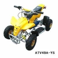 Buy cheap Kids ATV (43cc.47cc.49cc) ,Two Stroke ,Air Cooled from wholesalers