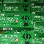 Buy cheap Dieters'drink 3 Ballerina Slim Diet Tea  Extra Strength 3 Ballerina Herbal Slimming Tea No Side Effect Slimming Tea Herb from wholesalers