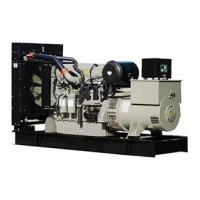 Buy cheap 520kW 650kVA 380V / 415V Perkins Three Phase Diesel Generator with Stamford Alternator from wholesalers