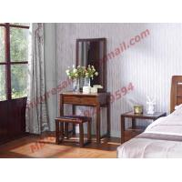 Buy cheap Modern Design Solid Wooden Dressers with Mirror in Bedroom Furniture product
