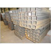Buy cheap Project Material Steel Box Tubing , Q235 Hot Rolled Black Iron Square Tubular Steel from wholesalers