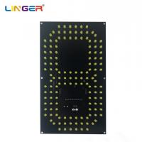 Buy cheap Durable 10 Inch 7 Segment Digit Led Separate Digit To Compose Gas Price Sign from wholesalers