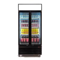 Buy cheap 580L Commercial Supermarket Refrigeration Equipment , Reach In Beverage Cooler from wholesalers