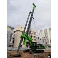 Buy cheap Max Drilling Depth 80m Hydraulic Rotary Piling Rig TYSIM KR280C with CAT336D Chassis from wholesalers