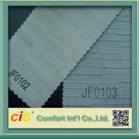 Buy cheap Sunscreen Home Decor Fabrics , Woven PVC Polyester Blackout Fabric from wholesalers