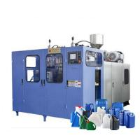 Buy cheap 3000BHP Automatic PET Bottle Moulding Machine / Blowing Machine 200mm Mold Thickness from wholesalers