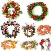 Buy cheap Holiday Wreath,Seasonal Decoration from wholesalers