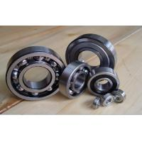 Buy cheap Black, sliver chamfered 6200 Ball Bearing and grease ZZ, RS, 2RS Bearings from wholesalers