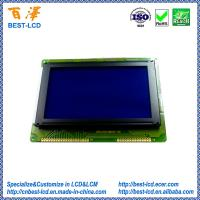 Buy cheap Standard 5.0V 240x128 Dots STN Negative COB Graphic LCD Module With Parallel Interface And White LED Backlight from wholesalers