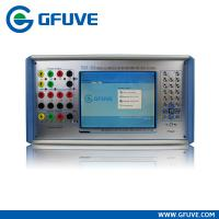 Buy cheap THREE PHASE PROTECTIVE RELAY TEST SET from wholesalers