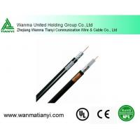 Buy cheap 75OHM RG6 RG6U Series Coaxial Cable Better Quality with Cheaper Price product