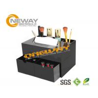 Buy cheap Black Acrylic Cosmetic Counter Display Laser Cutting OEM & ODM from wholesalers