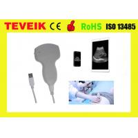 Buy cheap Cheaper USB Convex Probe Mini Ultrasound Device USB ultrasound scanner For Laptop/ Mobile from wholesalers