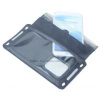 TPU Coated Waterproof Phone Protector 210D Nylon Fabric Silk Screen Printing