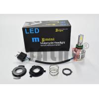 Buy cheap 12V Motorcycle Led Headlight Conversion , Automotive Led Light Conversion Kit from wholesalers