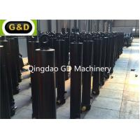 Buy cheap Single Acting Constant Velocity Telescopic Hydraulic Cylinders for Trailer Lifting product
