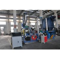 Buy cheap Low Consumption Plastic Pulverizer Machine With Feeding Equipment , Blades product