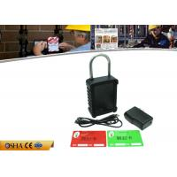 Buy cheap NFC RFID Secure Remote Control Padlock 3G Logistic Express Cargo Monitoring from wholesalers