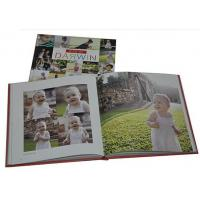 Buy cheap custom photo album book with eco-friendly from wholesalers