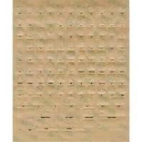 Buy cheap Customized Personalized Recycled Paperboard Braille Alphabet Card For Kids Learning from wholesalers