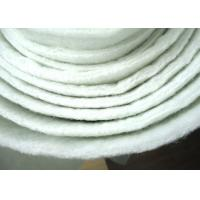 4.5mm Thickness Wadding Micron Filter Cloth Polyester Felt for Flour Mill