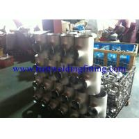 Buy cheap Nickel Alloy Steel Alloy 625 / Inconel 625 Tee Butt Weld NO6625 / NS336 / 2.4856 from wholesalers
