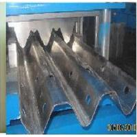 Buy cheap Material thickness 2 to 4mm guard railway roll forming machine 13 forming stations from wholesalers