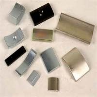 Buy cheap Neodymium Arc Magnet For Rotor Or Stator from wholesalers