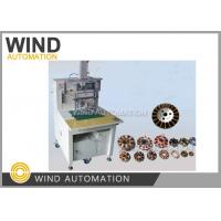 Buy cheap 12pol / 36pol Flyer Winding Machine Single Station Brushless Motors Outrunner Stator from wholesalers