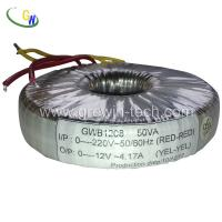 Buy cheap Silicon Sheet Toroidal Transformer for Machine Control from wholesalers