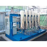 Buy cheap High Automation Biogas Upgrading System , Biogas Purification Plant from wholesalers