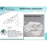 Buy cheap Raw Steroid Hormone Powder Nandrolone Undecylate For Muscle Building Supplement from wholesalers
