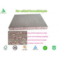 Buy cheap New product on China market high quality 4X8 18MM no -added formaldehyde plain particle board from wholesalers