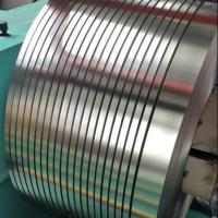 Buy cheap 316L 321 310S 304 Stainless Steel Strip / Heat Exchanger Ss Banding Strap from wholesalers